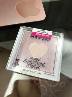 Wet n Wild Highlighter in The Sweetest Bling