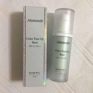Mamonde Colour Tone up Base