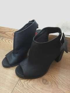 LONDON REBEL heels shoes