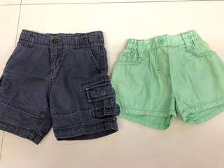 (Clearance) Toddlers shorts
