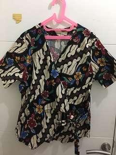 Preloved. Batik Kimono