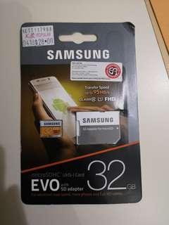 Samsung Micro SD Card