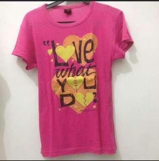 T-shirts Pink #1010