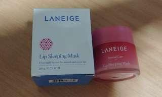🚚 Laneige lip sleeping mask 20g