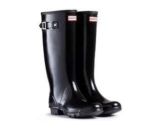 BNIB Hunter boots