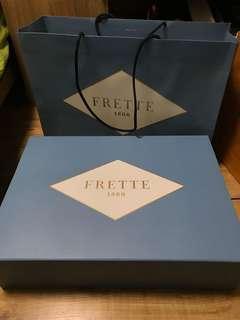 FRETTE 1980 高級浴室毛巾禮盒