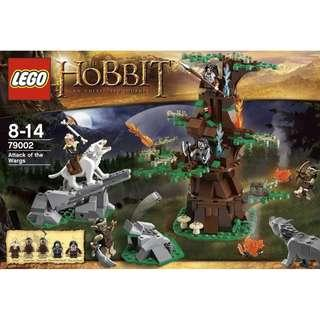 LEGO® Hobbit™ ​​79002 Attack of the Wargs (NEW & Sealed)