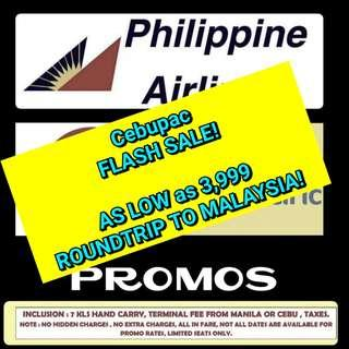 AIRLINE PROMO BOOKING TICKETS