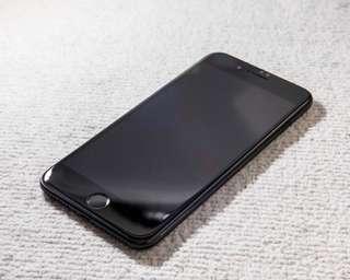 iPhone 7 plus Jet Black 128GB 行貨90%新有保用