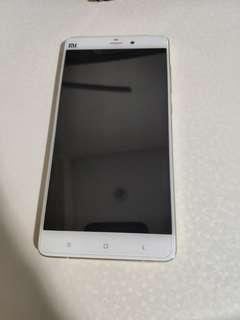 Xiaomi Mi Note Pro - Gold bezel