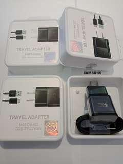 "Samsung Type-C Set charger 15W for all types of Type-C unit ""ORIGINAL"" order now"