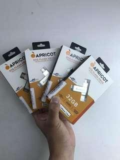 "Apricot external memory for Iphone Ipad or Mac laptops ""Order now"" Top Brand guaranteed original"