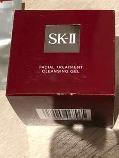 Skii cleaning cream