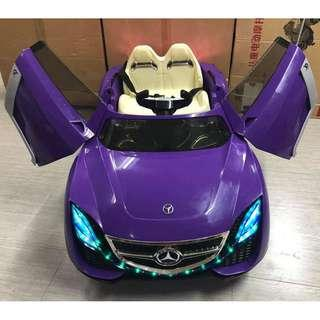 Mercedes Benz B018 Vetical Door Electric Ride On Toy Car for Kids