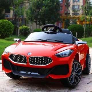 BMW Z4 Electric Ride On Toy Car For Kids