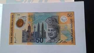 Duit Rm50 Sukom