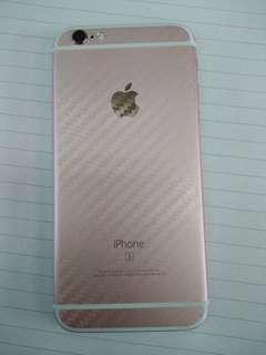 🚚 Iphone6s玫瑰金
