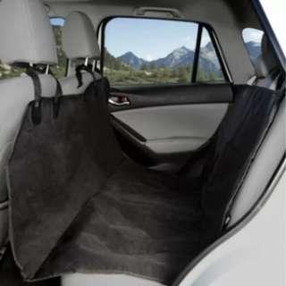 Dog Hammock Rear Car Seat Cover Protector
