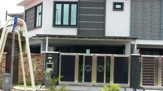 Johor bahru near thistle hotel Semi detached house