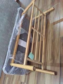 Bench chairbambio