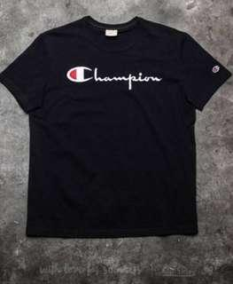 Champion Embroided T-Shirt