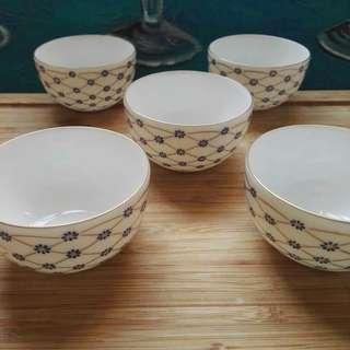 Utsuwakan Petit Teacup Set