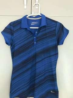 Blue Nikegolf T-Shirt Small Size