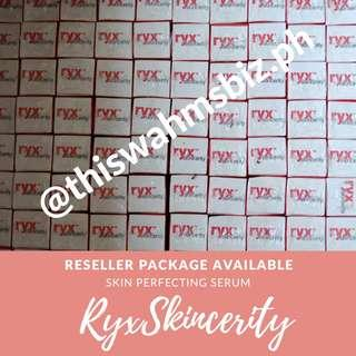 RyxSkincerity Skin Perfecting Serum Reseller Package