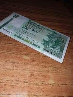 1994 $10 bill