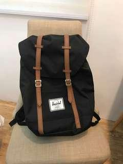 Herschel Black Bag