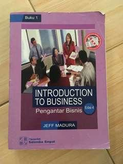 Buku pengantar bisnis jeff madura