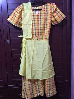Filipiniana Outfit for Girls