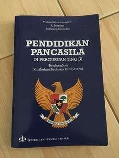 Buku pendidikan pancasila