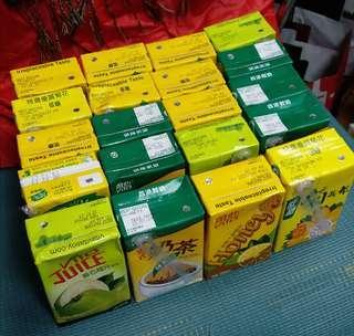 【$50/20盒】紙包飲品250ml 多款 不設散賣