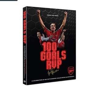 Official Arsenal Van Perdue DVD