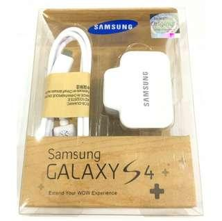 Samsung s4 charger