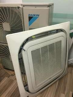 Less Than 2 Years Very Gd Condition Daikin Commercial Ceiling Aircon