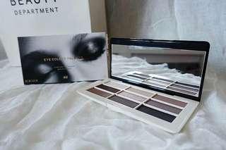 H&M eyeshadow palettes smoky nudes