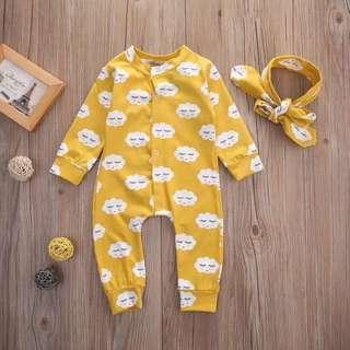 Baby jumpsuit import