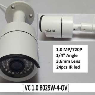 Smart Watch Bullet CCTV Camera