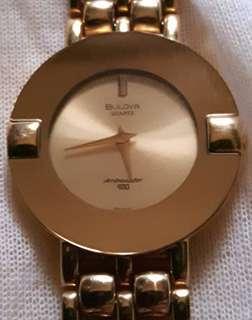 🚚 瑞士寶露華金錶