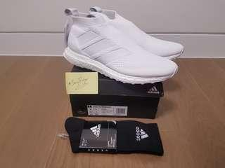 Steal price - Retail $269 Brand new 100% Authentic Adidas Ace16 Ultraboost US9.5/UK9  ○ Product Description