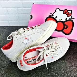 Converse x Hello Kitty One Star in Grey Suede Size 7