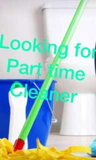 Looking for part time cleaner (Bukit Batok)