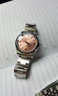 177200粉紅面369超低,勞力士入門手表,31mm