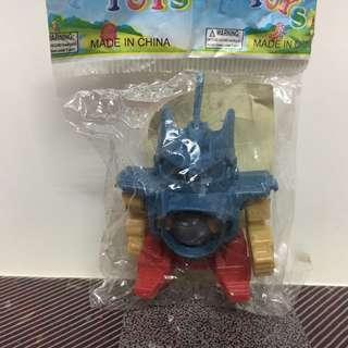 (免費-藍田取) 彈珠人玩具