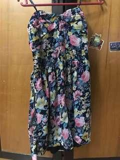 Forever 21 Short Length Tube Dress