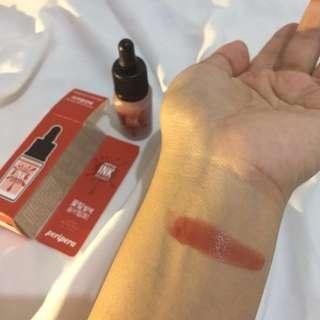 Peripera Airy Ink Velvet (Glimpse Brick Brown)
