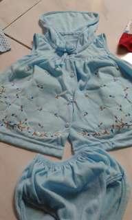 Baju bayi putung