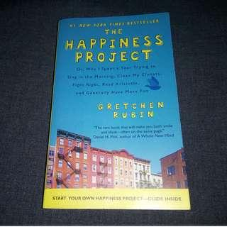 [PRELOVED BOOK] The Happiness Project (Gretchen Rubin)